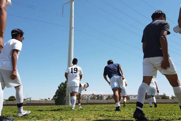 Bolden Lions FC comenzó hace 11 meses con el objetivo de inculcar el deporte entre los jóvene ...