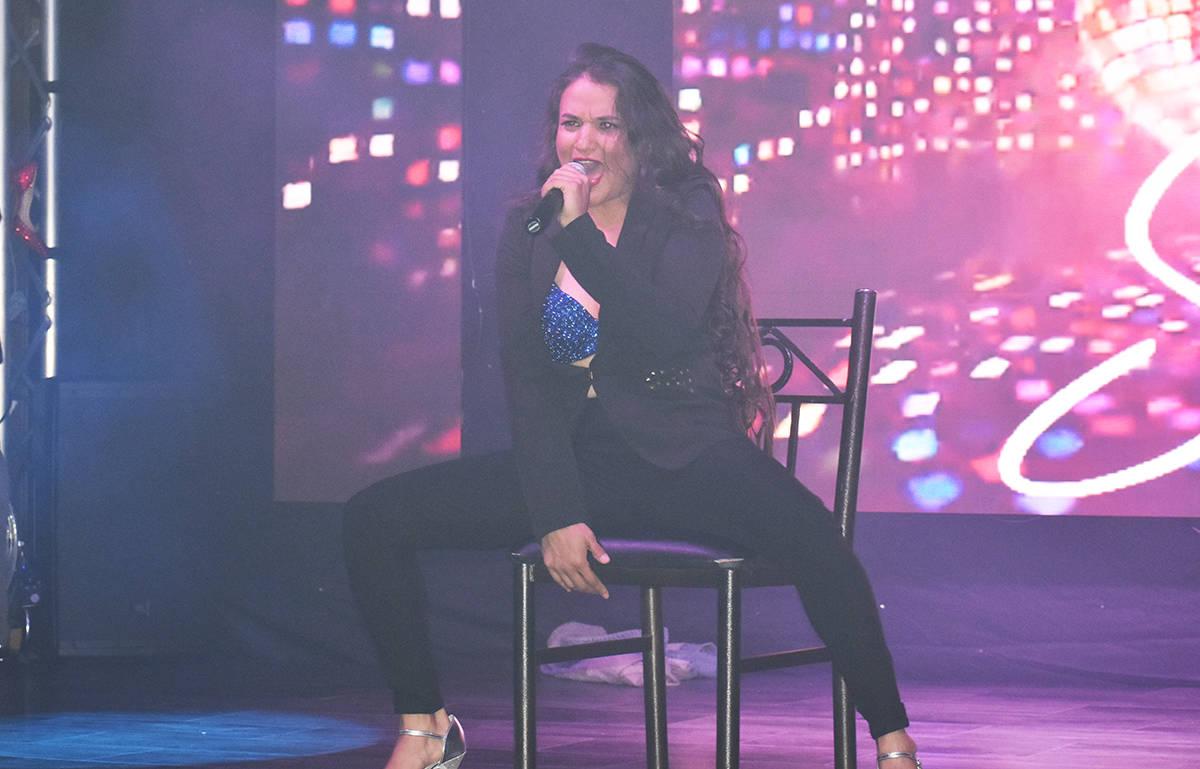 """La cantante local, Cynthia Ríos, presentó el evento """"Selena Forever"""" para homenajear a la """"Re ..."""