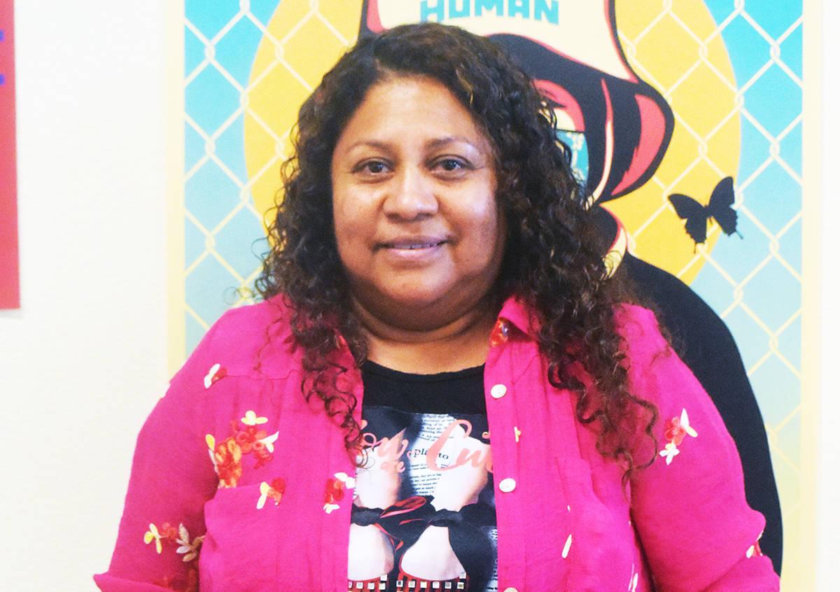 Florisela López cruzó tres fronteras para llegar a Los Estados Unidos. Recibió el TPS, pero ...