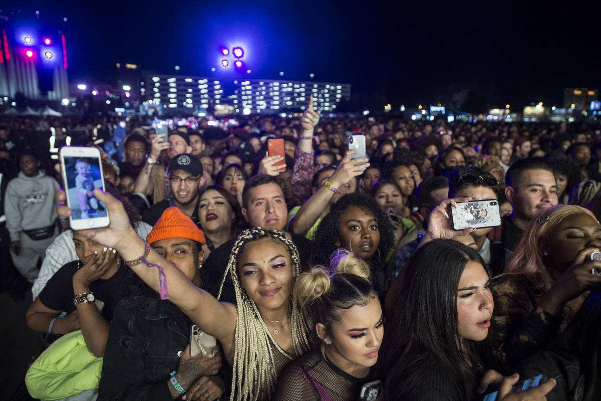 La inauguración de Day N Vegas de 2019 fue uno de los raros eventos que agotó sus entradas en ...
