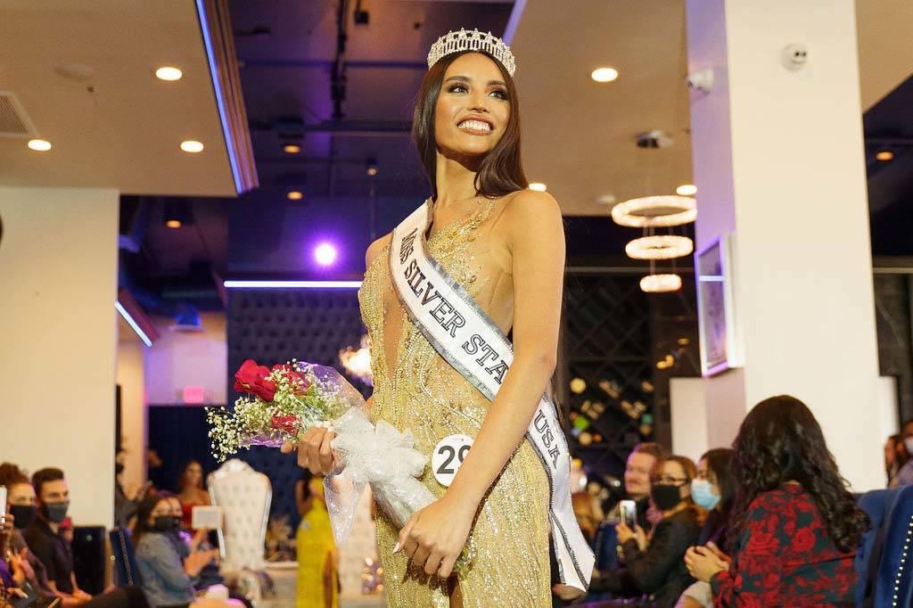 Kataluna Enríquez es la primera mujer transgénero que gana el título de Miss Nevada USA. (Mi ...