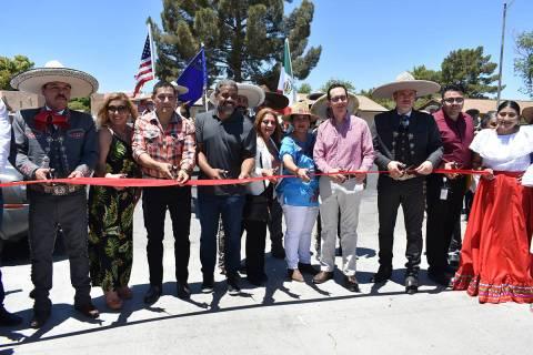 """Funcionarios públicos y zacatecanos radicados en Nevada inauguraron el primer """"Día del Zaca ..."""