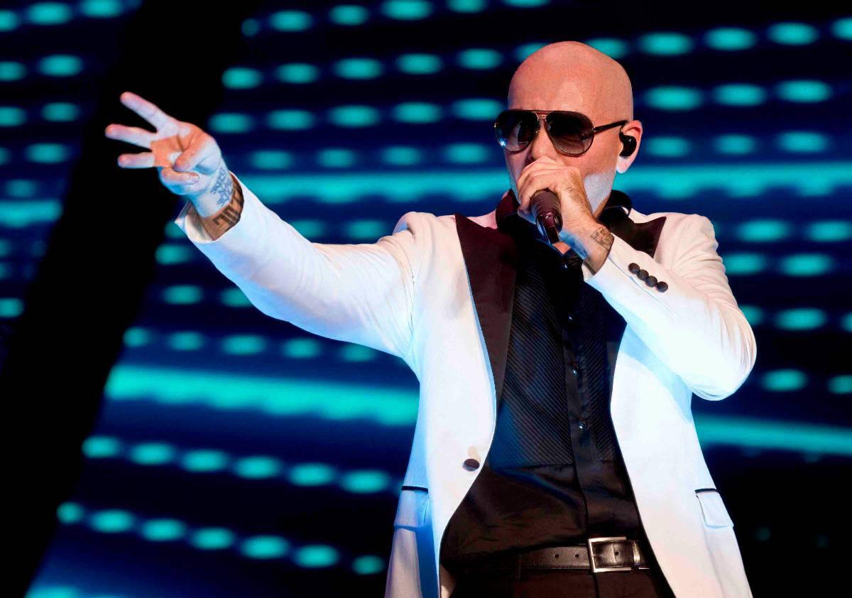"""Pitbull anunció: ¡DÁLE! A la fiesta de verano, una gira denominada """"I Feel Good Tour"""", c ..."""