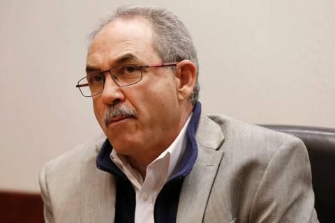 John Vellardita, director ejecutivo de la Clark County Education Association. (David Guzman/Las ...