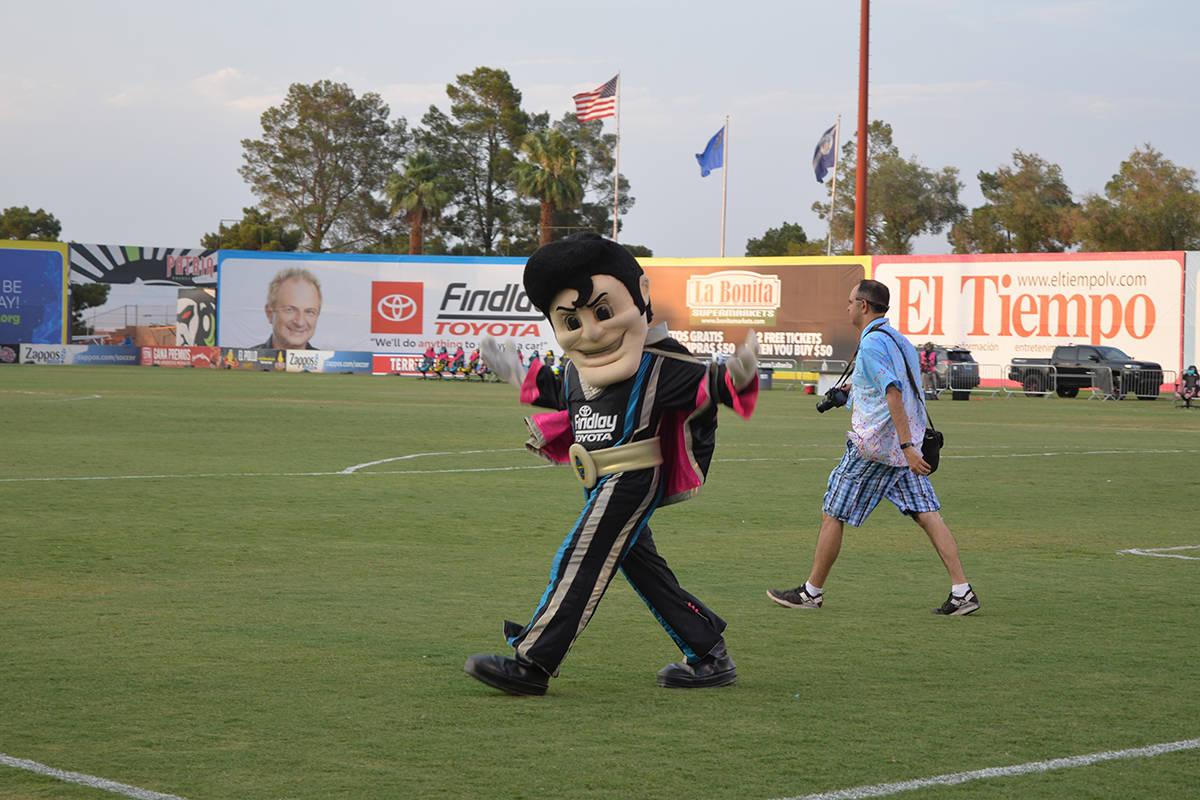 """Las Vegas Lights FC no pudo remontar un marcador adverso en el """"Día de los Camellos"""", Sacr ..."""