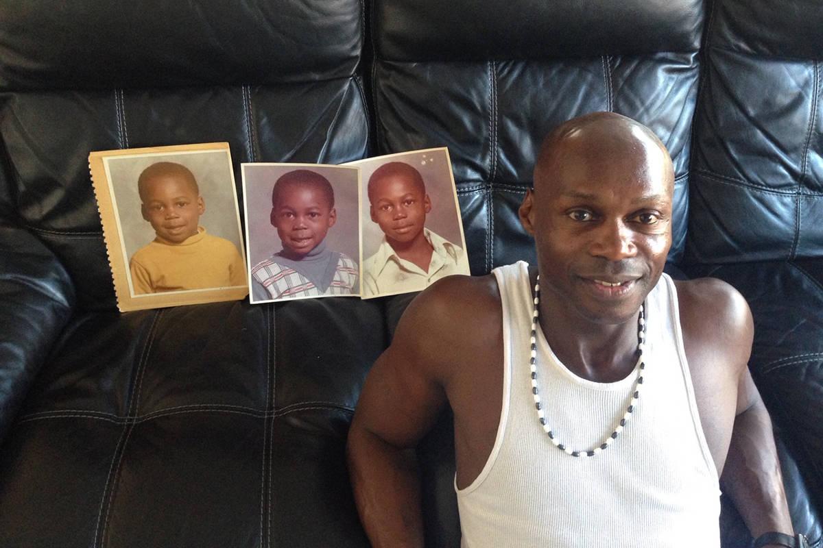 Byron Williams, que aparece en una foto sin fecha, murió el 5 de septiembre de 2019 después d ...