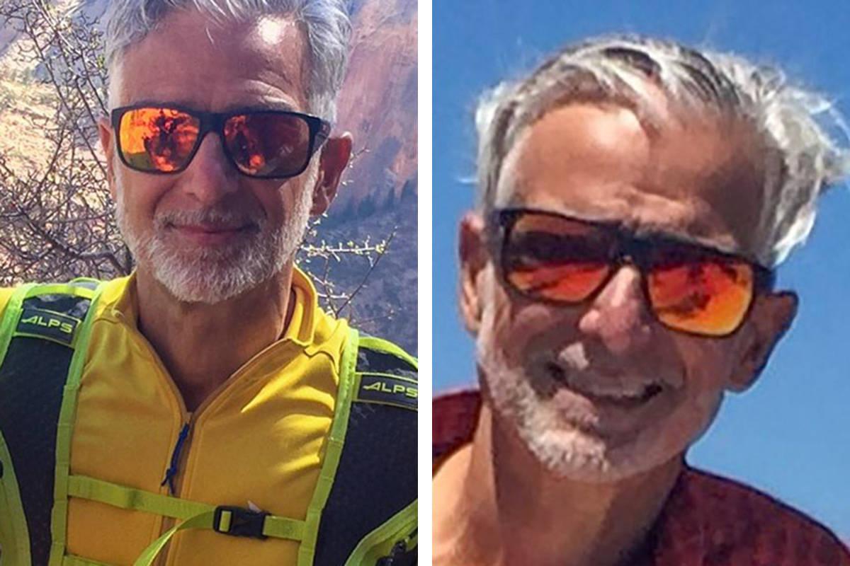 Fred Zalokar, de Reno, desapareció mientras hacía senderismo en Yosemite. (National Park Service)