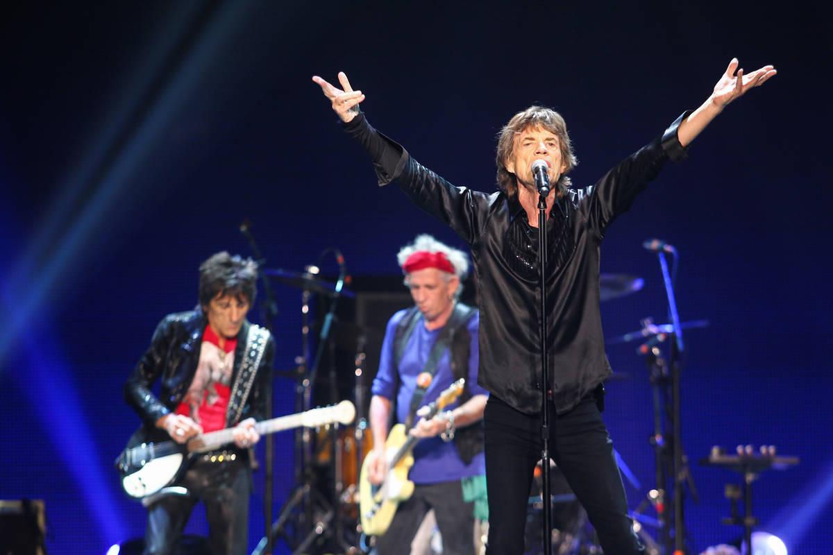 Los Rolling Stones volverán a Las Vegas por primera vez desde 2016 en noviembre. (Chase Steven ...
