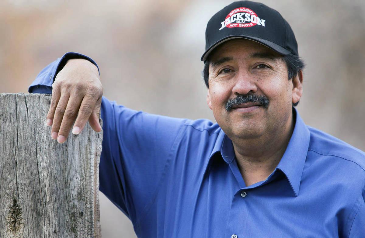 Juan Palma, ex-director estatal de la Oficina del Manejo de Tierras. [Foto Cortesía, vía Batt ...