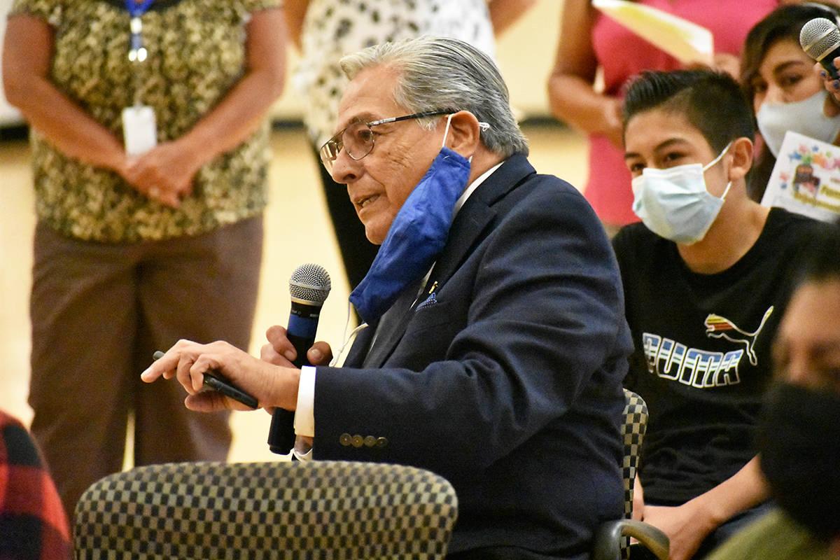 El señor Fernando Romero aseveró que el CCSD ha estado mintiendo en torno a temas relacionado ...