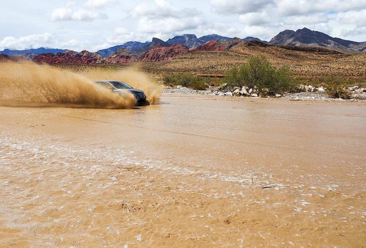 Tormentas podrían volver al Valle de Las Vegas a partir del jueves 29 de julio de 2021, según ...