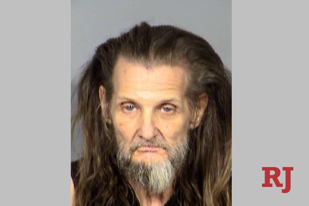 Douglas Claiborne, 60 (Las Vegas Metropolitan Police Department).