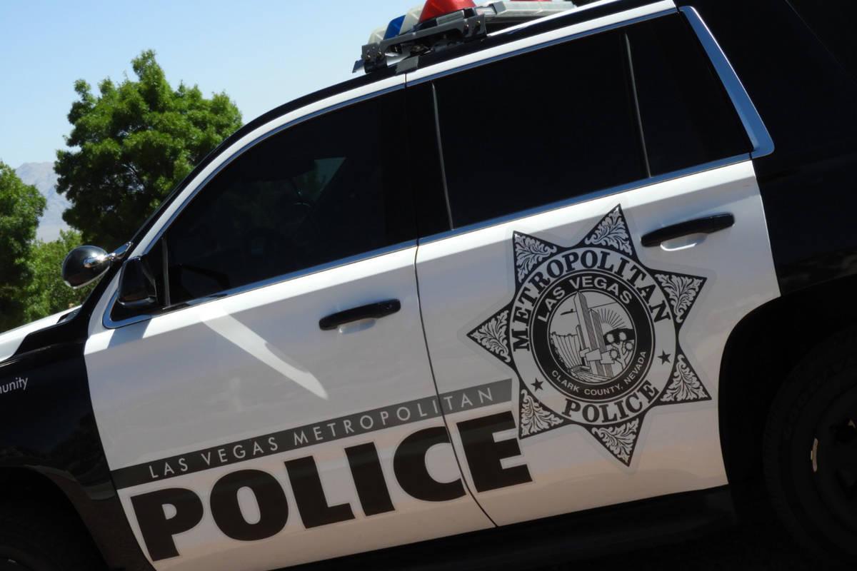 Metropolitan Police Department (Las Vegas Review-Journal).