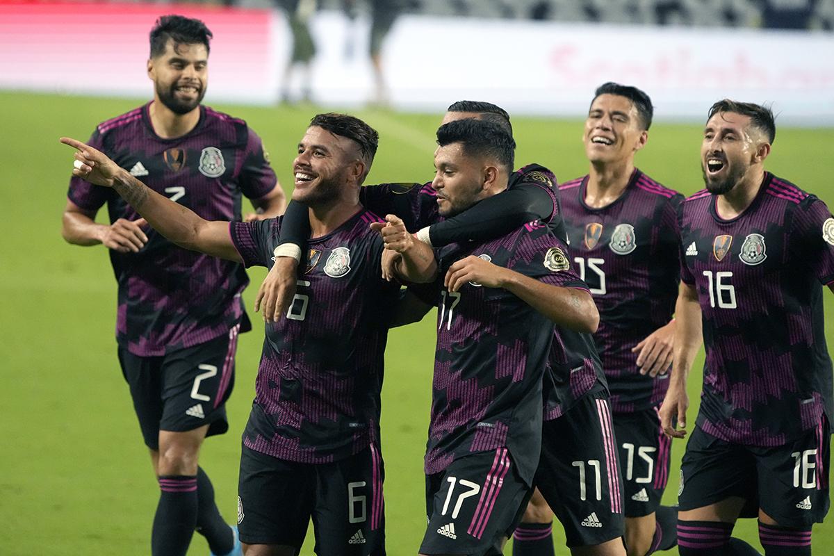 Gold Cup Honduras Mexico Soccer