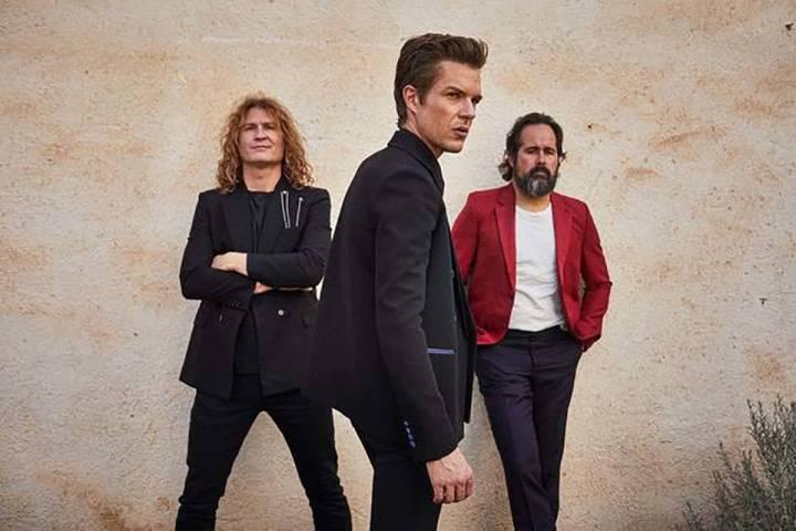 """The Killers publica su séptimo álbum, """"Pressure Machine"""". (Danny Clinch)"""