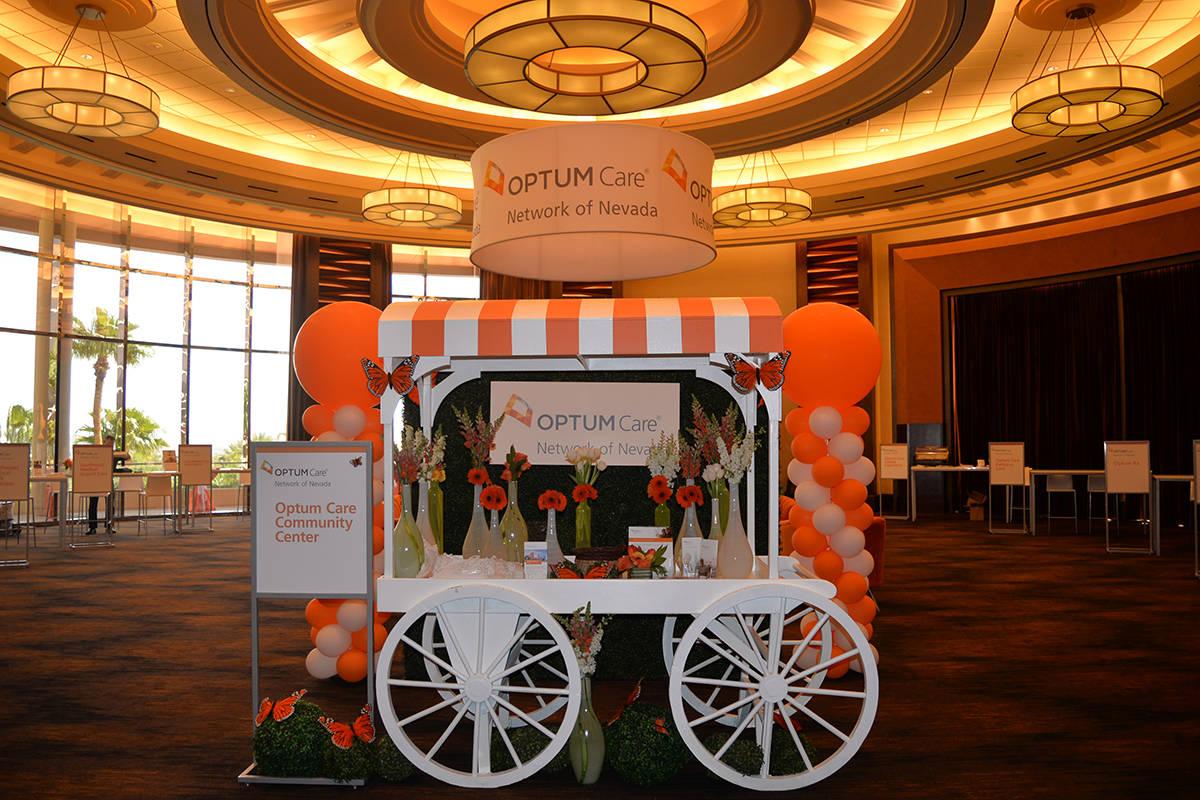 Optum Care se hizo presente en el área de conferencias. El sábado 28 de agosto de 2021 en el ...