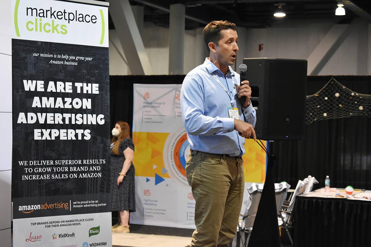 Mike Ziegler, de Marketplace Clicks, fue uno de los oradores de la White Label World Expo 2021. ...