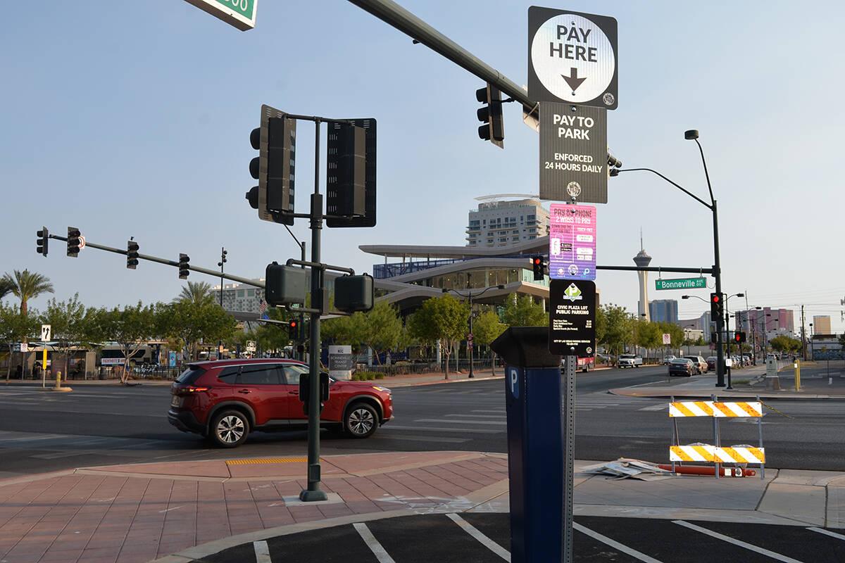 Las autoridades del Ayuntamiento de la Ciudad de Las Vegas dieron a conocer que, del 15 de octu ...