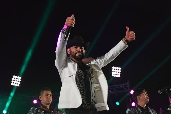 Pancho Barraza se encuentra realizando una extensa gira de presentaciones en Estados Unidos y M ...