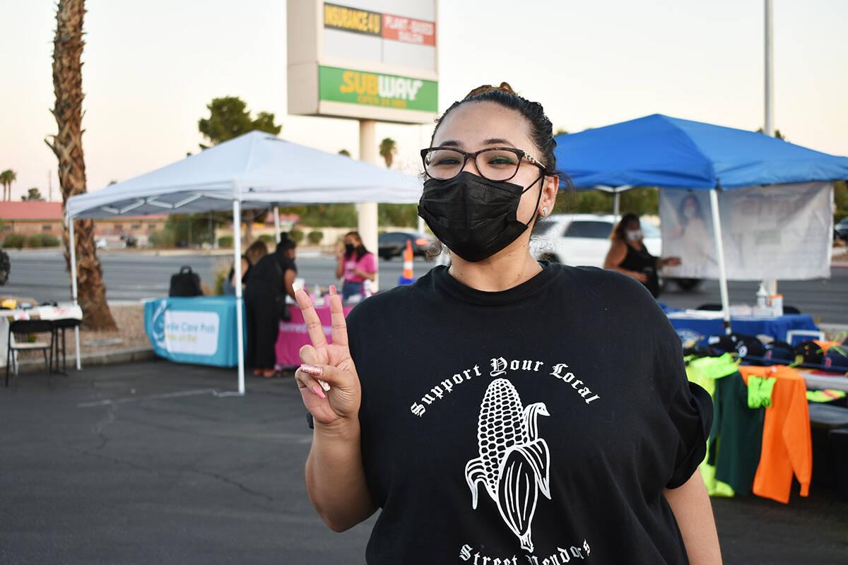 La organizadora de Justicia Ambiental de MRNV, Audrey Peral, habló sobre las afectaciones que ...