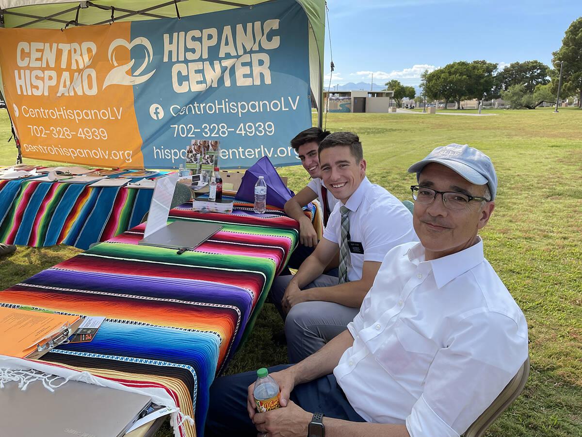 """Hispanic In Politics y el Ayuntamiento de Las Vegas celebraron el """"Heritage Month Festival"""" ..."""