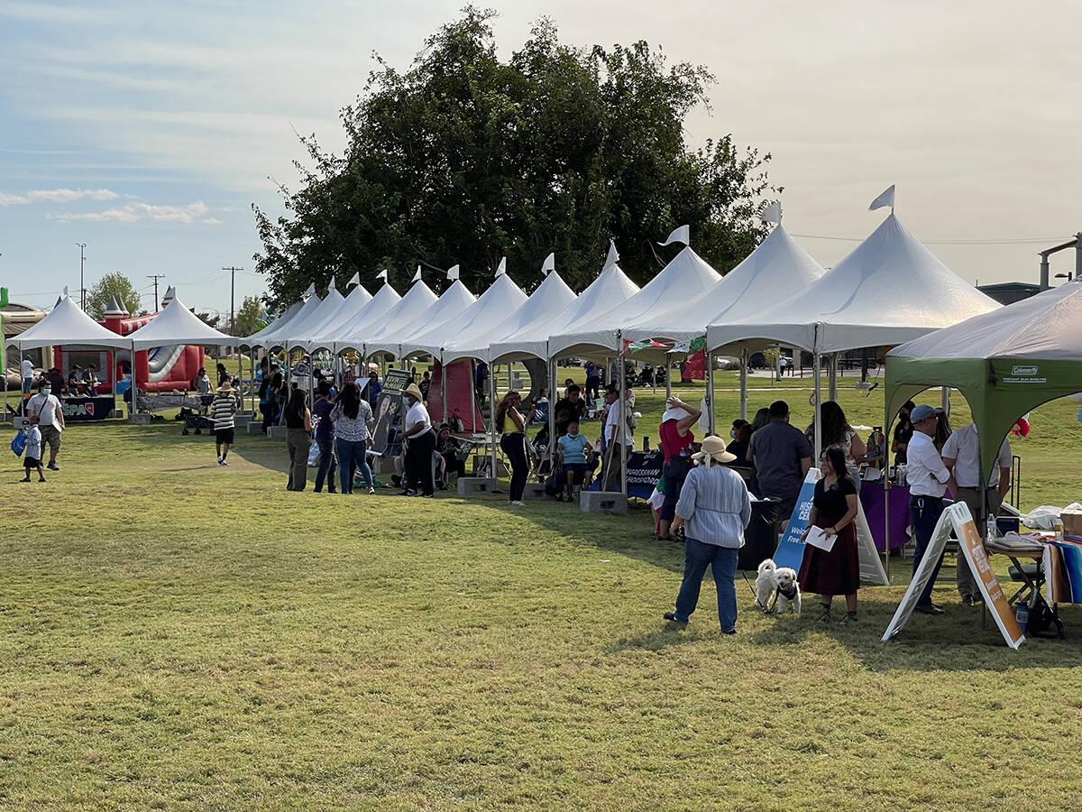 El festival Mes de la Herencia Hispana puede ser el inicio de una tradición. El sábado 18 de ...