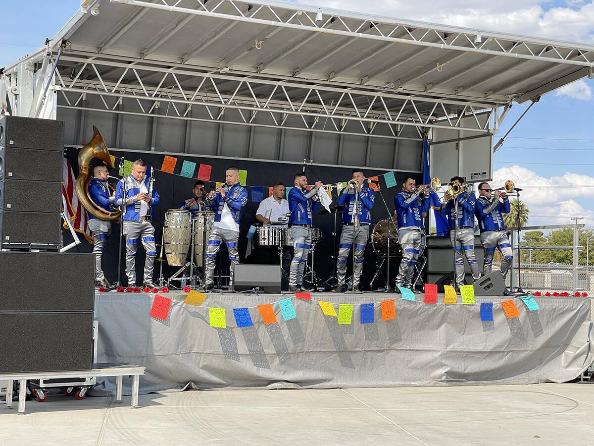 """La Banda Desierto celebró el """"Heritage Month Festival"""". El sábado 18 de septiembre de 202 ..."""