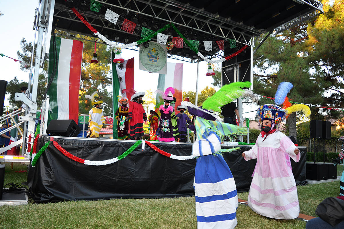 La Comparsa Morelense es una de las manifestaciones culturales más conocidas en el valle, part ...