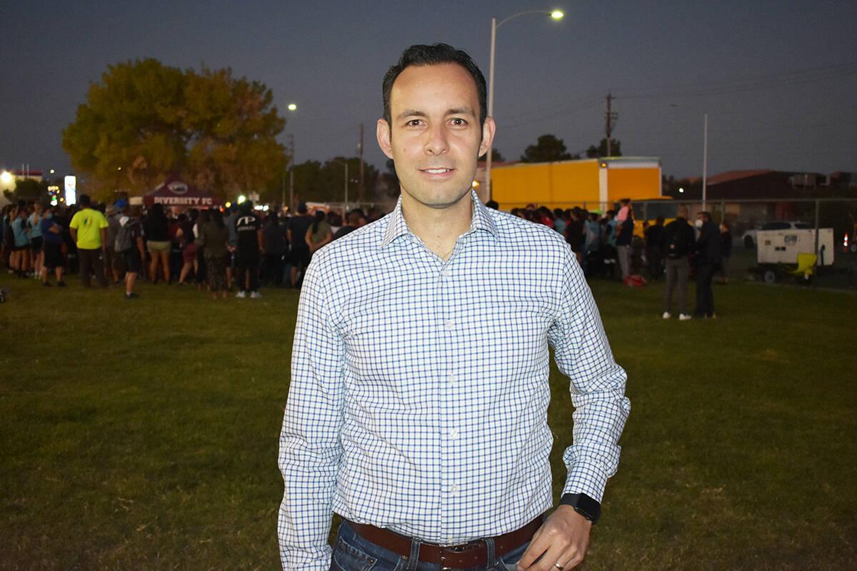 El vicepresidente de Propiedades Internacionales de la MLS, Pablo Zárate, abordó la importanc ...