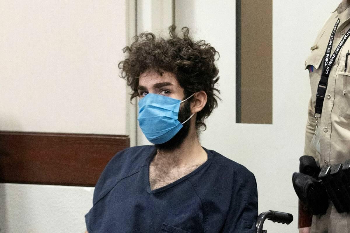 Shawn McDonnell, una de las tres personas acusadas de un tiroteo en Henderson y Arizona que dej ...