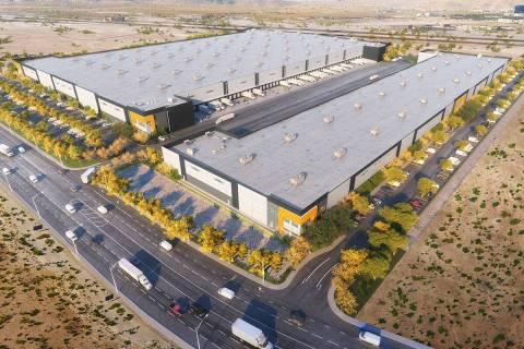 Matter Real Estate Group anunció esta semana que adquirió más de 40 acres cerca de Las Vegas ...