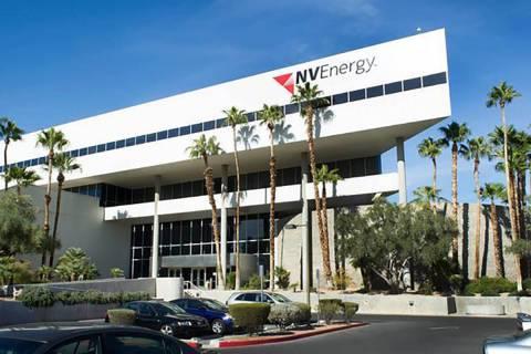 Edificio de NV Energy (Foto de archivo del Review-Journal).