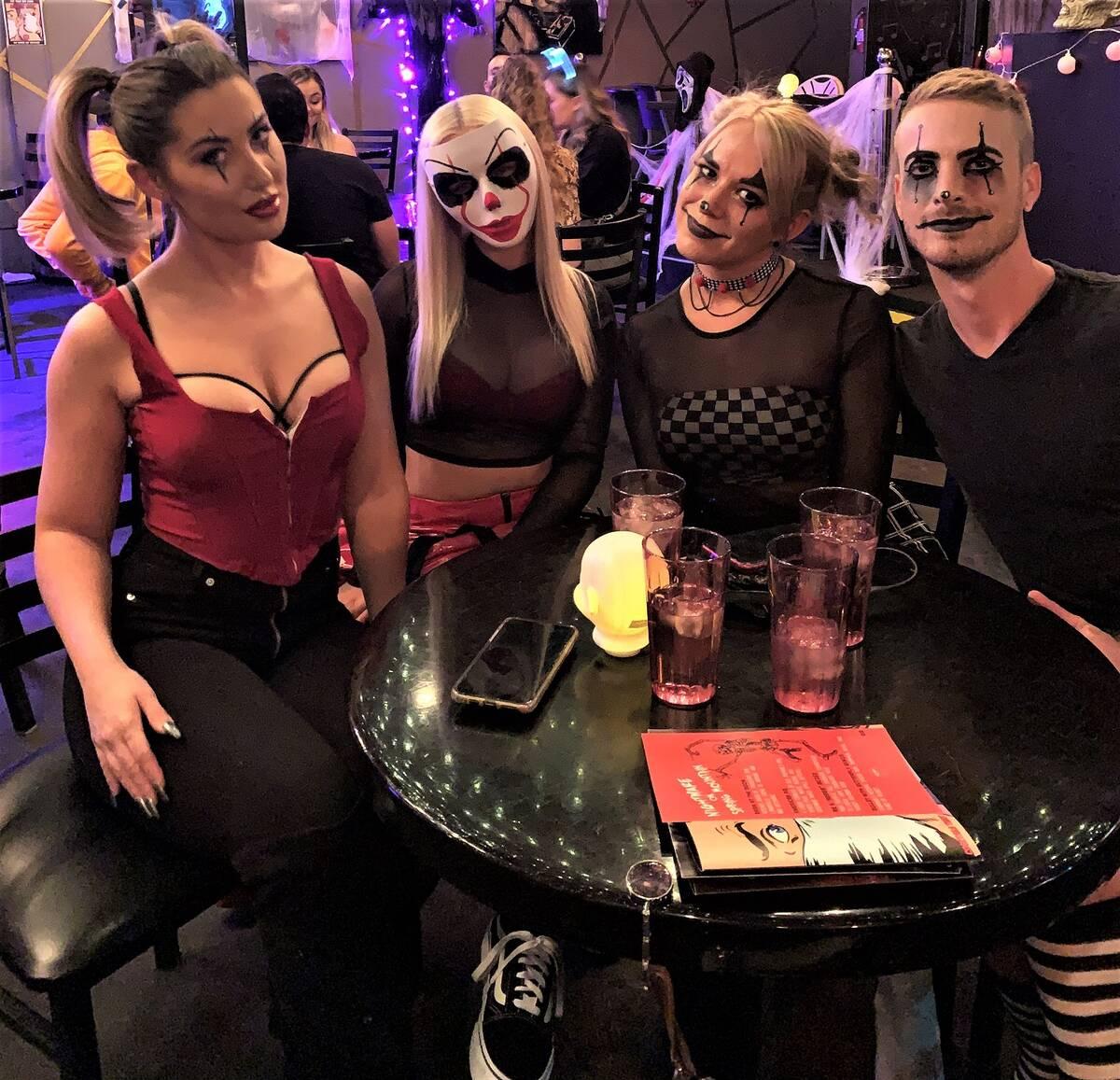 """La """"Evil Clown Night"""" del año pasado en Nightmare on Spring Mountain. (The Sand Dollar Lounge)"""