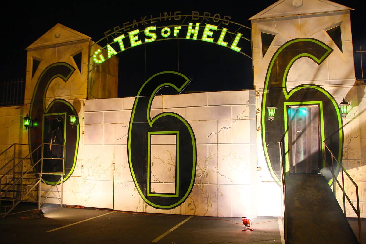 """Freakling Bros. Gates of Hell"""