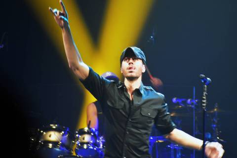 Enrique Iglesias ofreció una presentación de casi dos horas ante su público dentro del MGM G ...