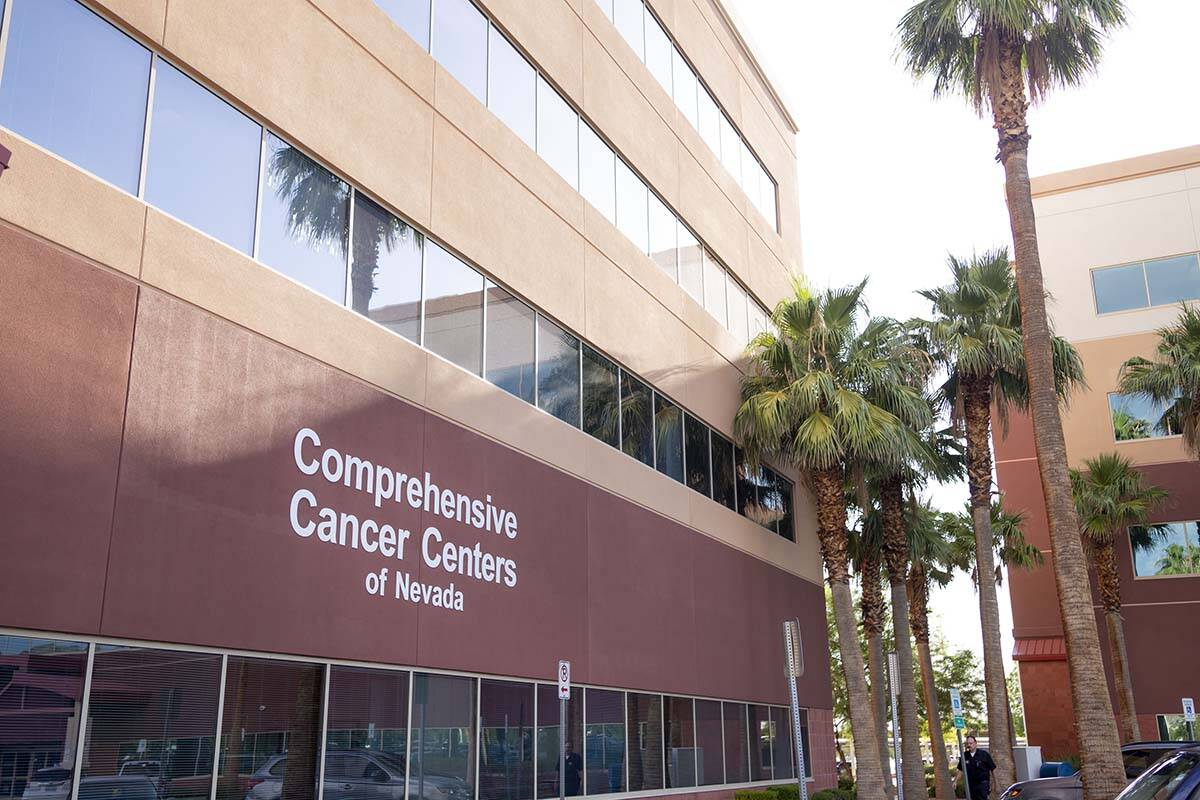 Comprehensive Cancer Centers of Nevada (Las Vegas Review-Journal).