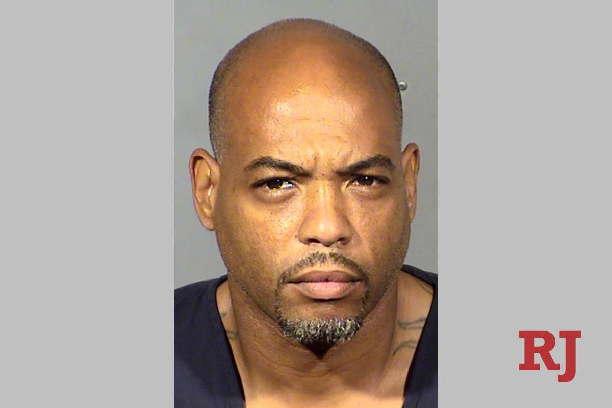 Michael Saunders (Las Vegas Metropolitan Police Department)
